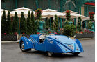 1937er Peugeot 402 Darl'mat Legere Special Sport Roadster by Marcel Portout