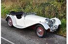 1937er SS100 Jaguar 2½-Litre Roadster