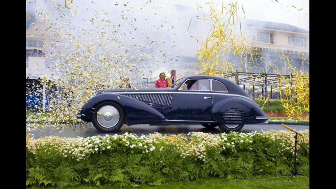 1938 Alfa Romeo 8C 2900B Touring Berlinetta