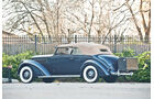 1938 Lincoln Model K Convertible Victoria by Brunn
