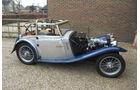 1938 MG Midget TA Drophead Coupé.