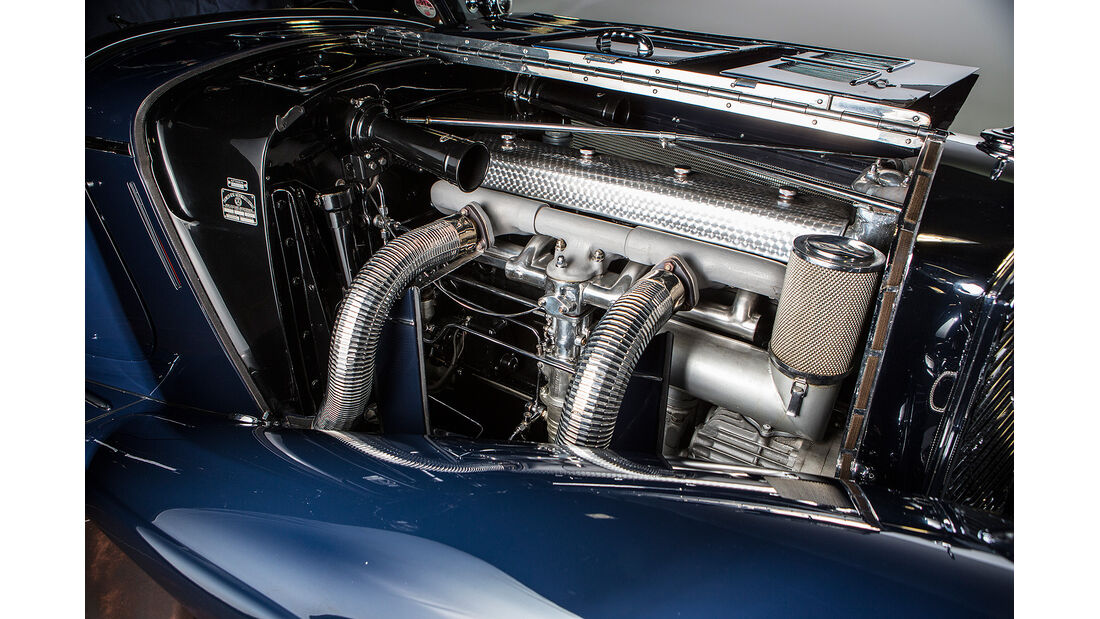1938 Mercedes-Benz 540 K Cabriolet A