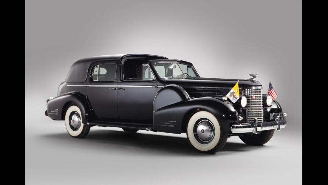 1938er Cadillac Sixteen Town Car