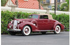 1938er Packard Twelve Convertible Coupe
