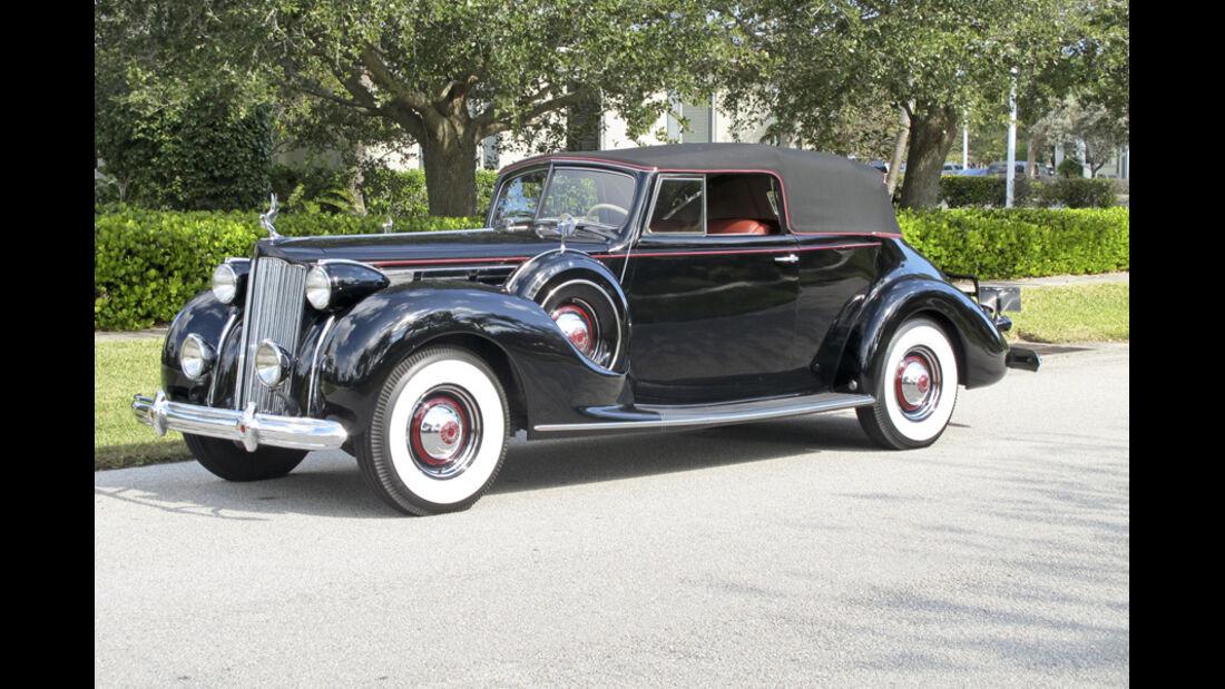 1938er Packard Twelve Convertible Victoria