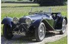 1938er SS100 Jaguar 3½-Litre Roadster