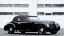 1939er Alfa Romeo 6C 2500 Touring Cabriolet