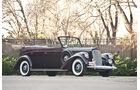 1939er Lincoln Model K Convertible Sedan