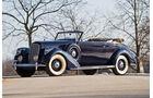 1939er Lincoln Model K Convertible Victoria