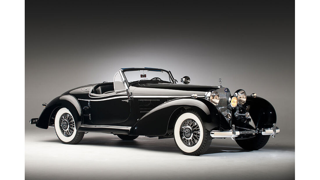 1939er Mercedes-Benz 540 K Spezial Roadster