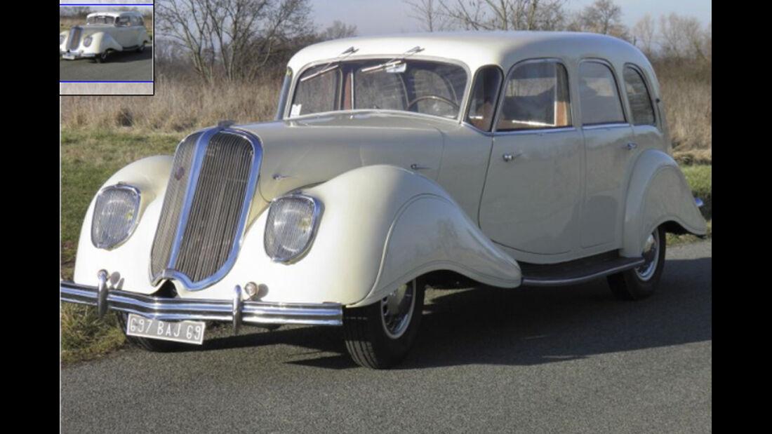 1939er Panhard Levassor Type X81/140 Dynamic Limousine