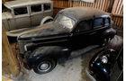 1939er Pontiac Six Two-Door Sedan