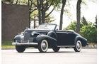 1940 Cadillac Series 75 Convertible Coupe