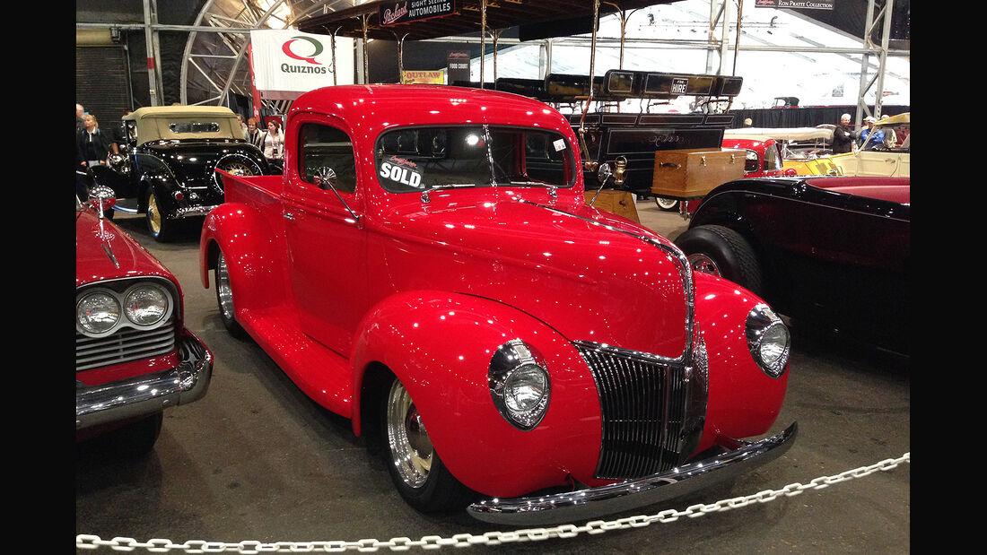 1940 Ford Boyd Coddington Custom Pickup
