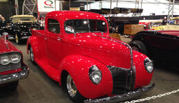 1940 Ford Boyd Coddington Custom Pickup