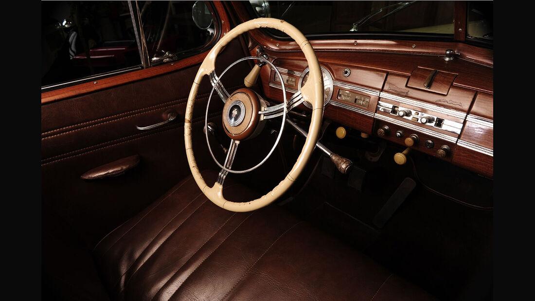 1940 Packard Type 120 cabriolet - Ex-Steve McQueen