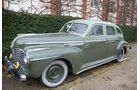 1941 Buick 60 Series Four Door Sedan