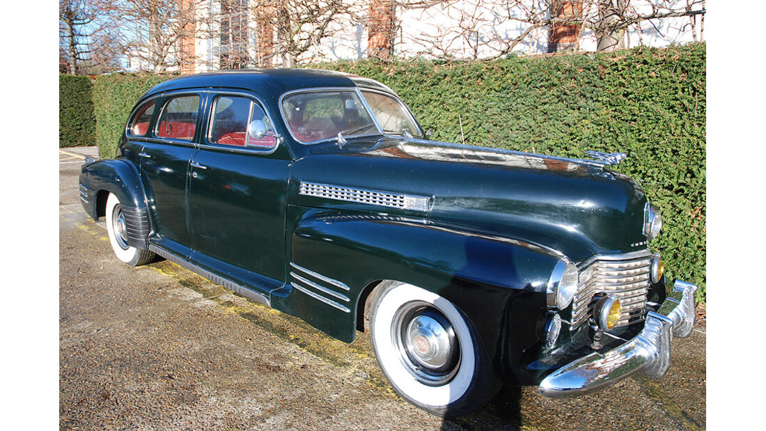1941 Cadillac Series 61 Hydra-Matic
