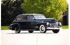 1941 Cadillac Series 75 Five-Passenger Touring Sedan
