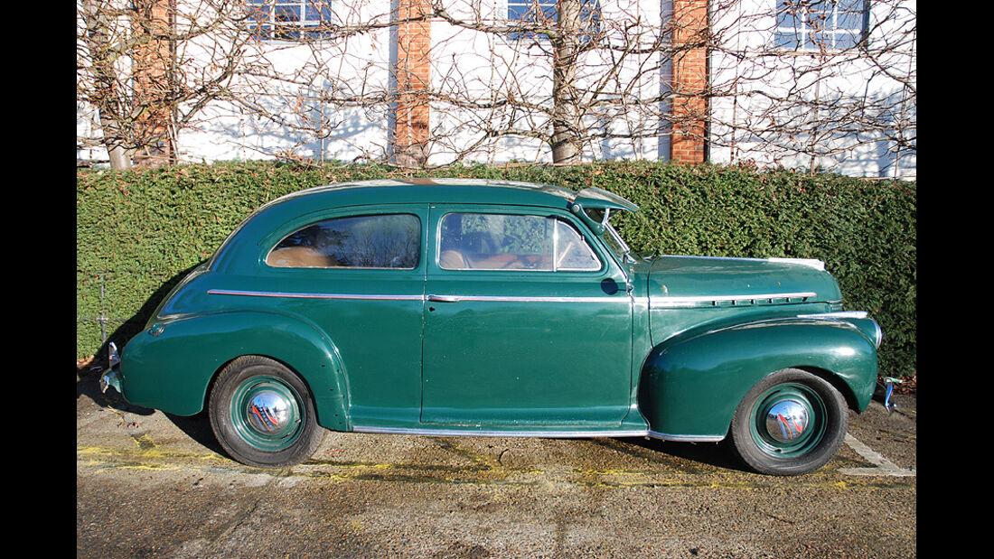 1941 Chevrolet Master Deluxe Sedan
