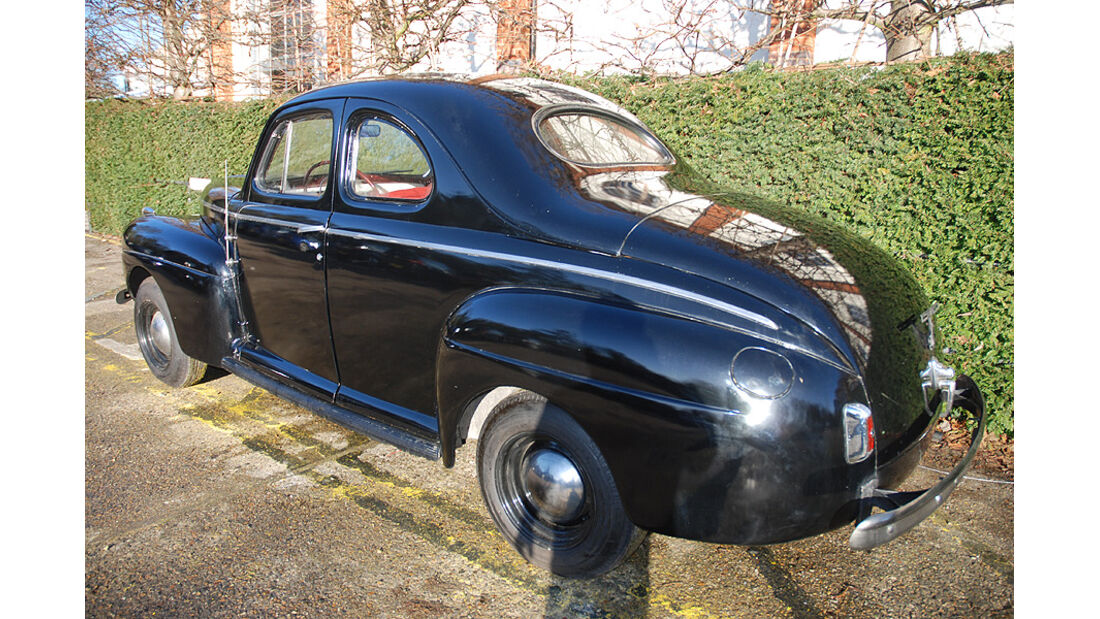 1941 Ford Coupé