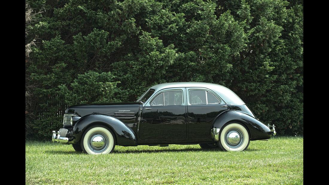 1941 Graham Custom Hollywood Supercharged Sedan