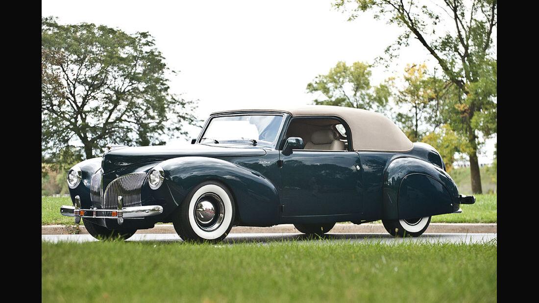 1941 Lincoln Continental Resto-Rod Coupe