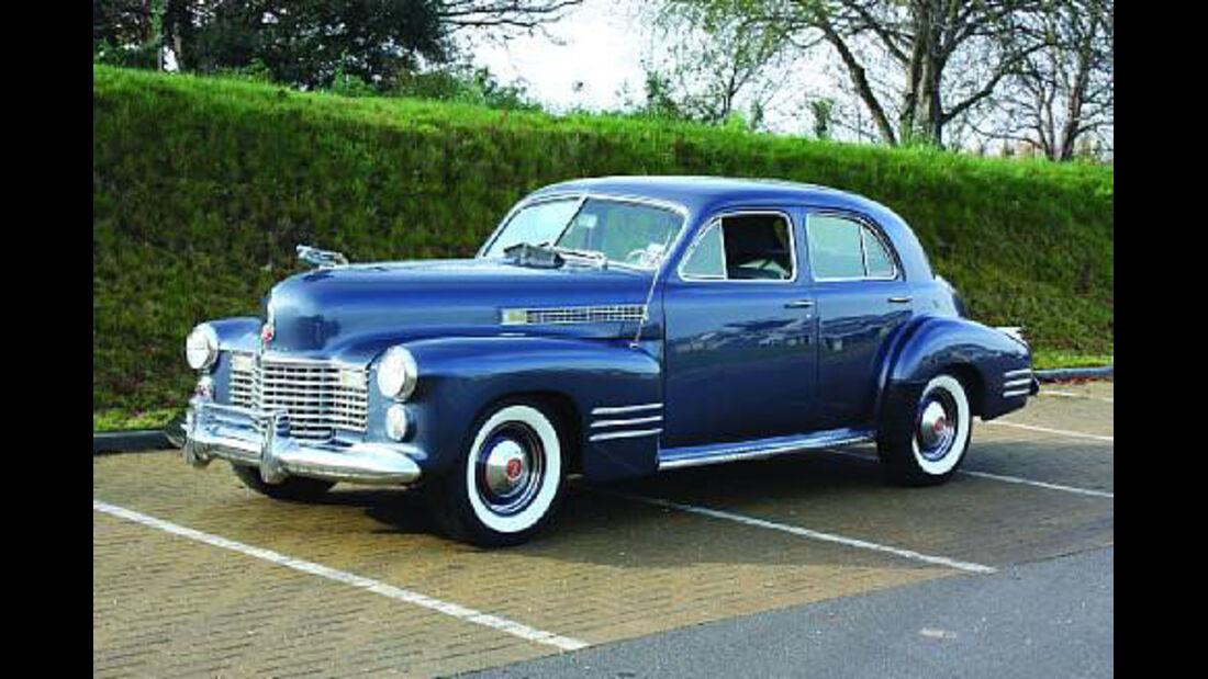 1941er Cadillac Series 62 Touring Sedan