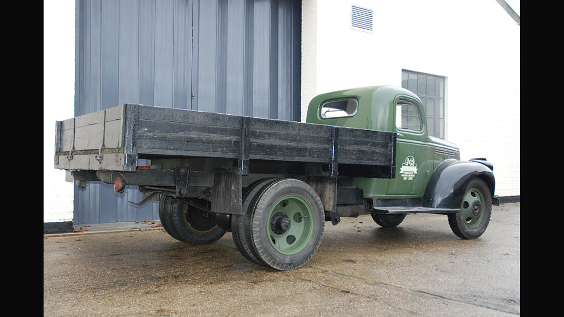 1942 Chevrolet Pick Up Tipper