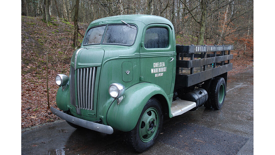 1942 Ford Hauler