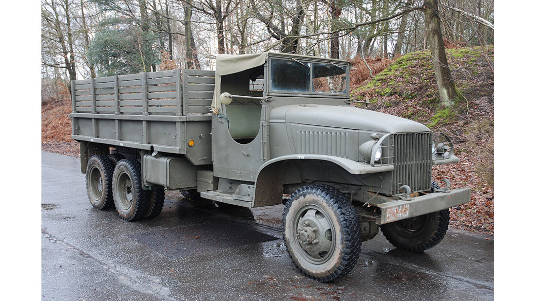 1942 GMCMilitary Truck