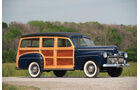 1942er Ford Super Deluxe V8 Station Wagon