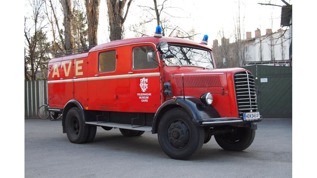 1943er Opel Blitz 6700 A