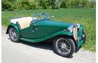 1946er MG TC