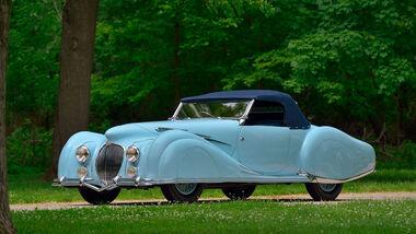1947 Delahaye 135 MS Figoni et Falaschi Narval Cabriolet
