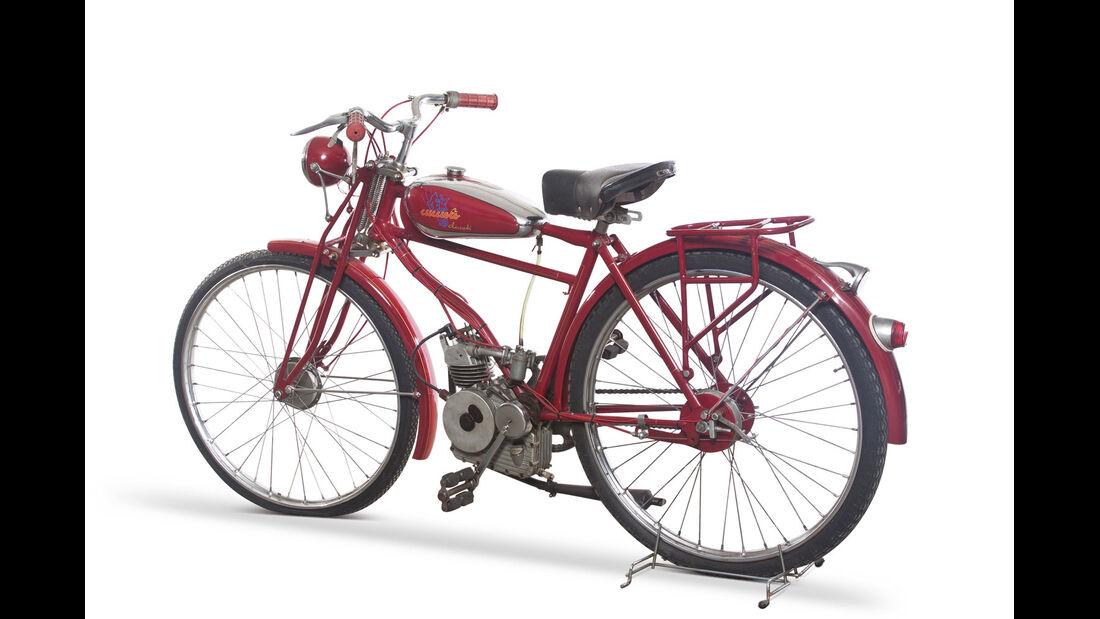 1947 Ducati Cucciolo 48 RM Auctions Monaco 2012