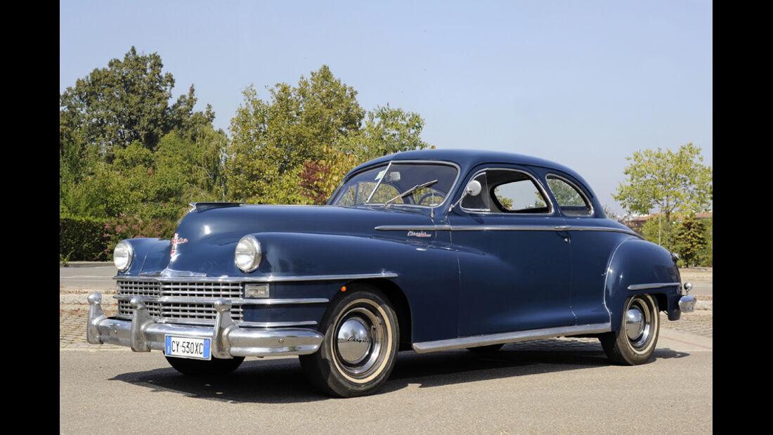 1947er Chrysler Windsor Club Coupé
