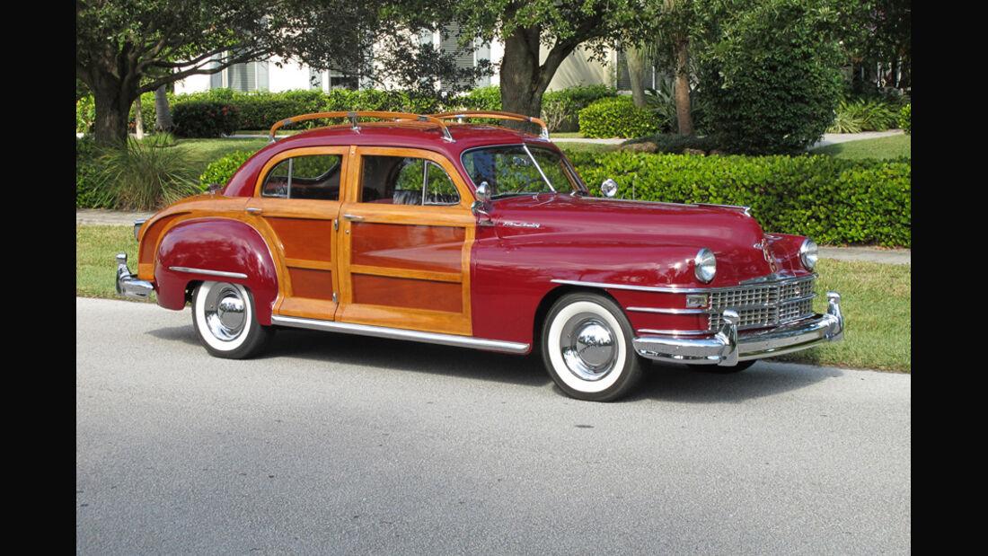 1947er Chrysler Windsor Town & Country Sedan