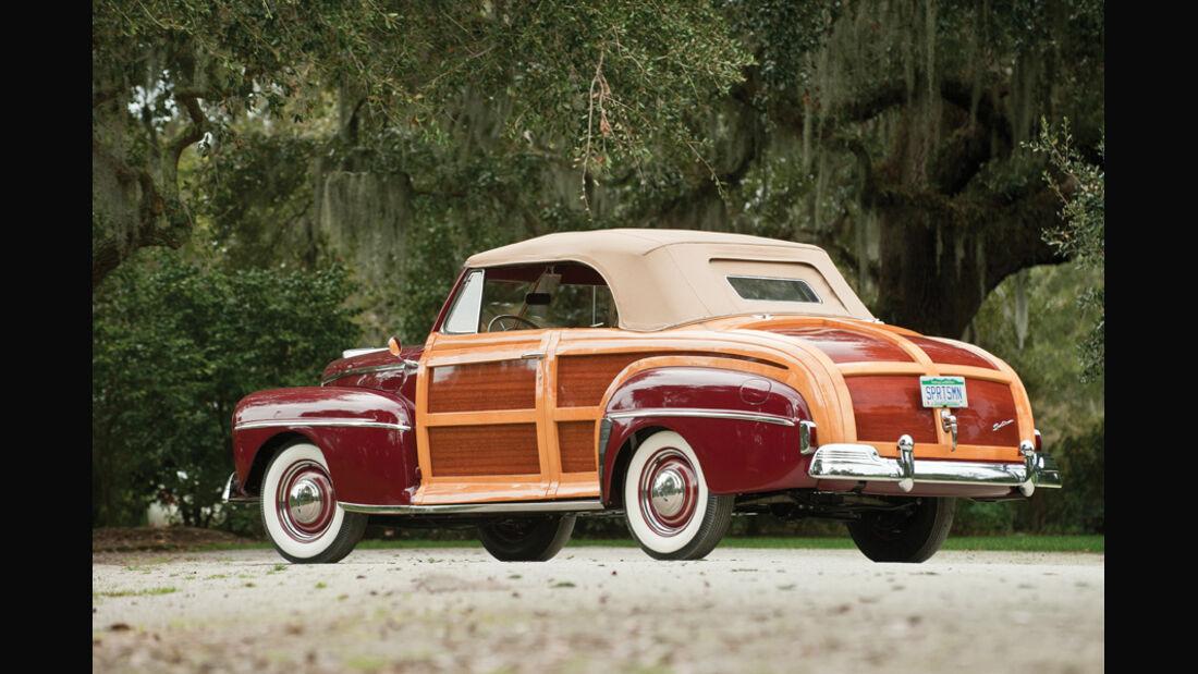 1947er Ford Deluxe Sportsman
