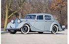 1947er Jaguar Mk IV Saloon