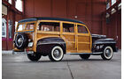 1947er Mercury Station Wagon