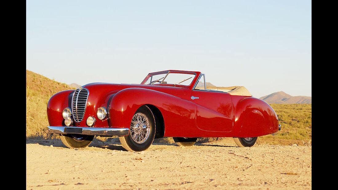 "1948 Delahaye 135 M Cabriolet ""Malmaison"""