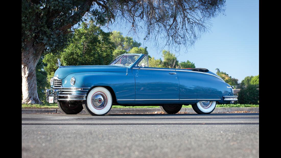 1948 Packard Super Eight Convertible