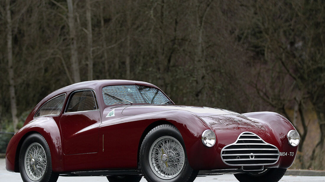 1948er Alfa Romeo 6C 2500 Competizione