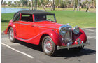 1948er Jaguar Mark IV Drophead Coupe