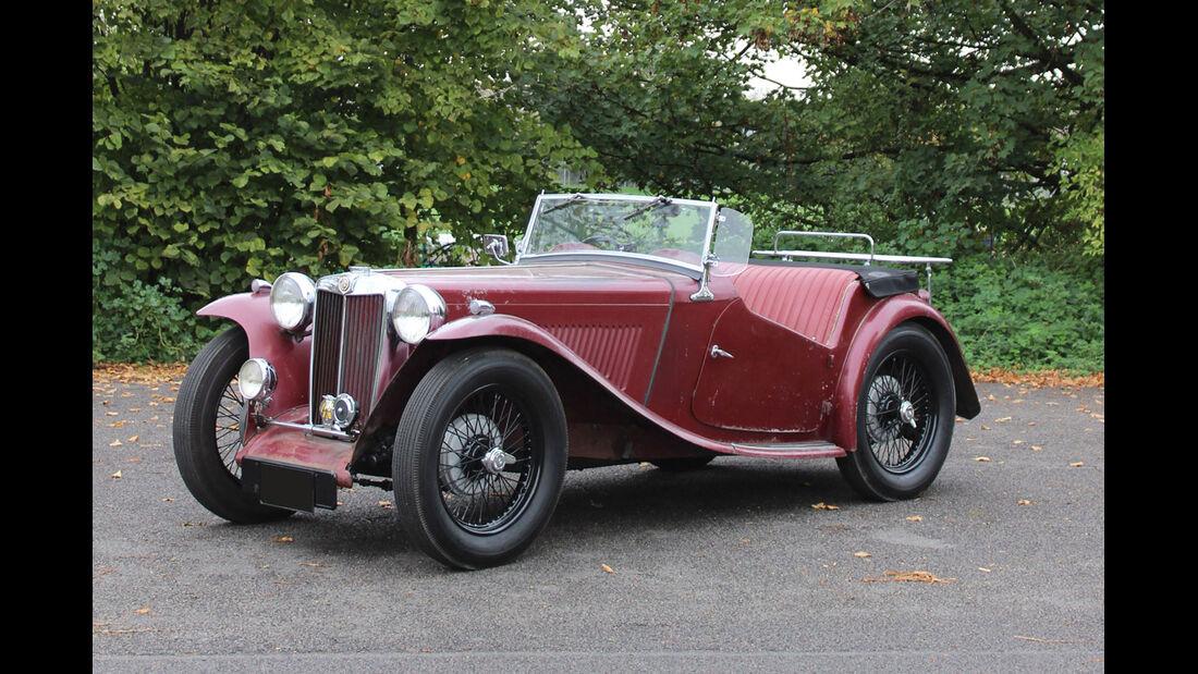1948er MG TC