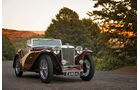 1948er MG TC Roadster