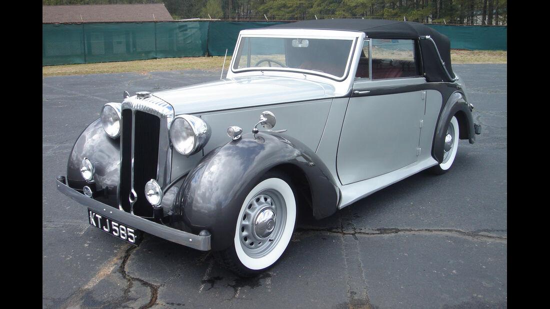 1949 Daimler DB18 Drophead Coupé