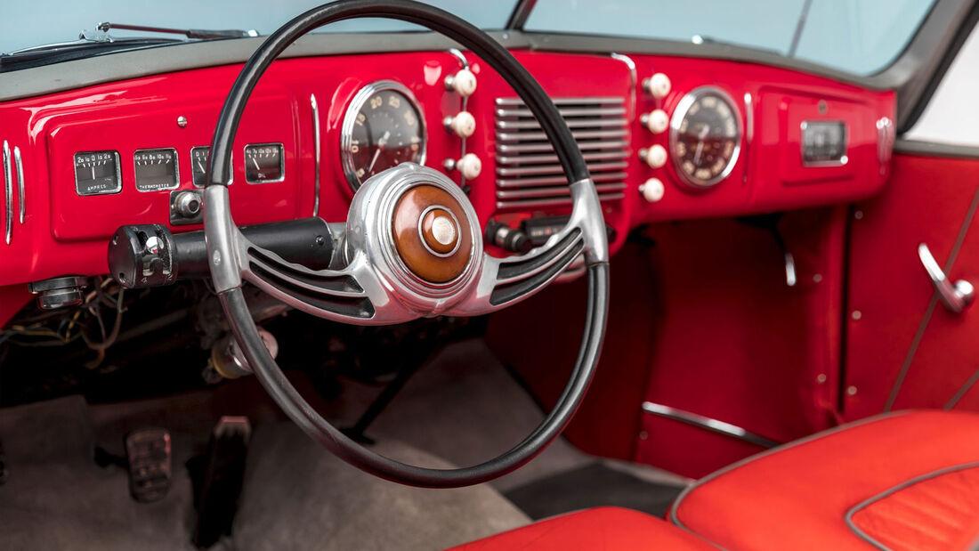 1949 Delahaye Type 175 Cabriolet Figoni et Falaschi Elton John Auktion