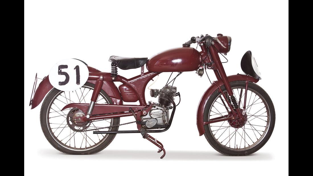 1949 Ducati Cucciolo Moto Giro RM Auctions Monaco 2012